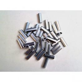 Sleeves aluminium 2mm