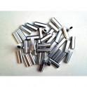 Sleeves aluminium 2,3mm